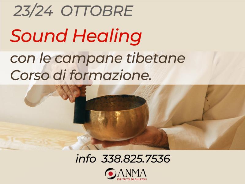 """""""Sound Healing con le campane tibetane"""""""